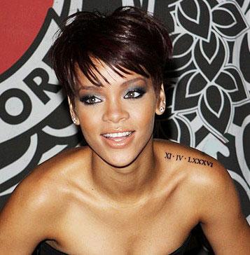 Thời trang tóc ngắn với ngôi sao Rihanna - 14