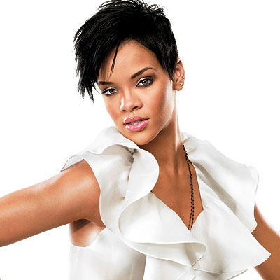 Thời trang tóc ngắn với ngôi sao Rihanna - 16