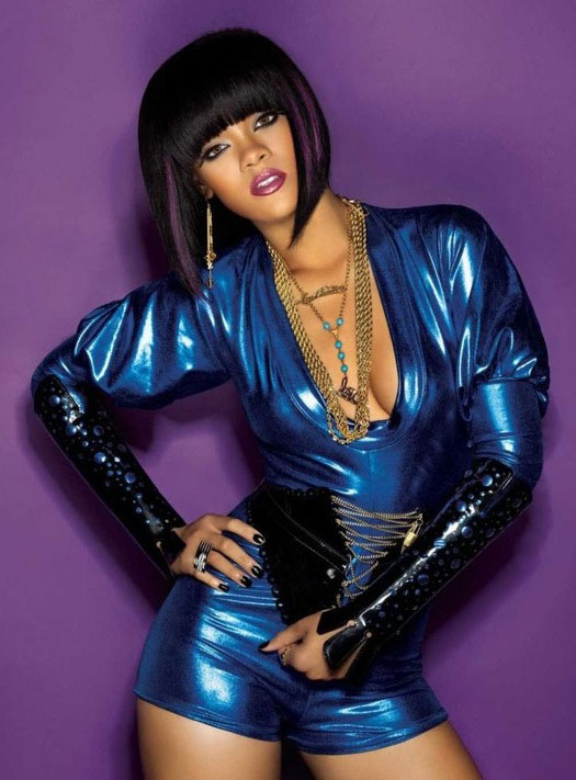 Thời trang tóc ngắn với ngôi sao Rihanna - 11