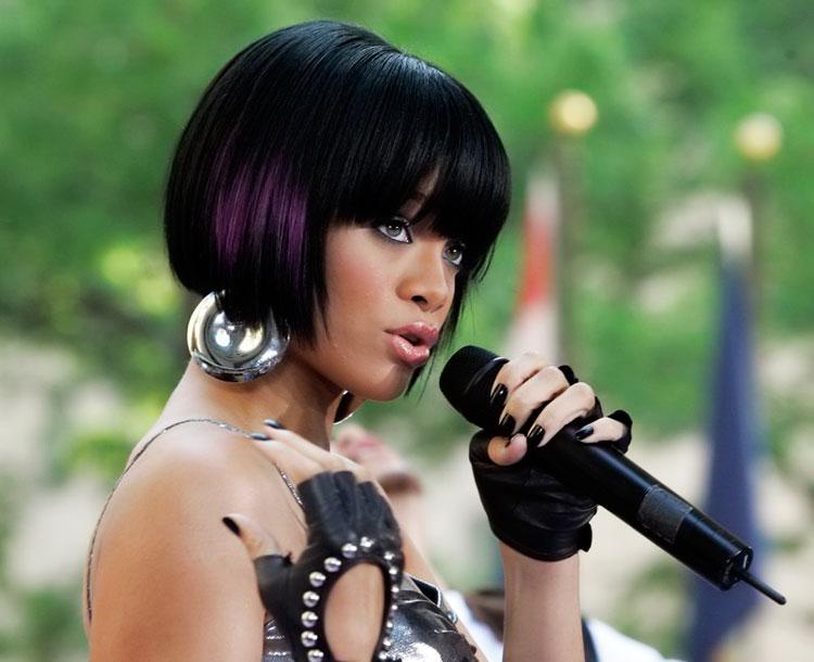 Thời trang tóc ngắn với ngôi sao Rihanna - 8