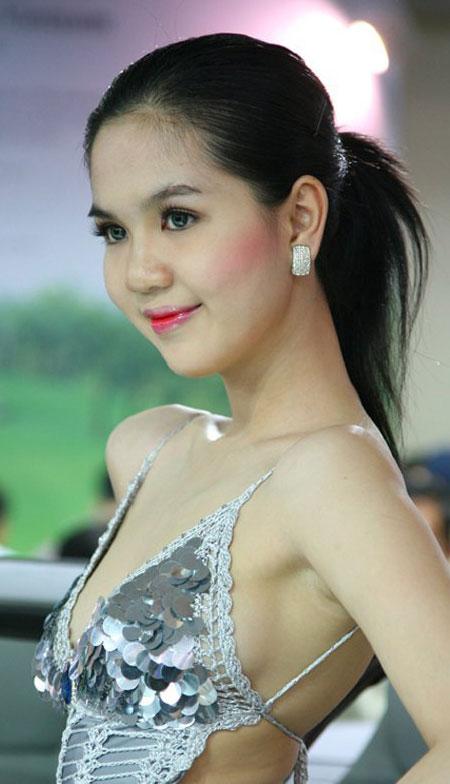9x Ngọc Trinh: Muốn là người mẫu sexy! - 2