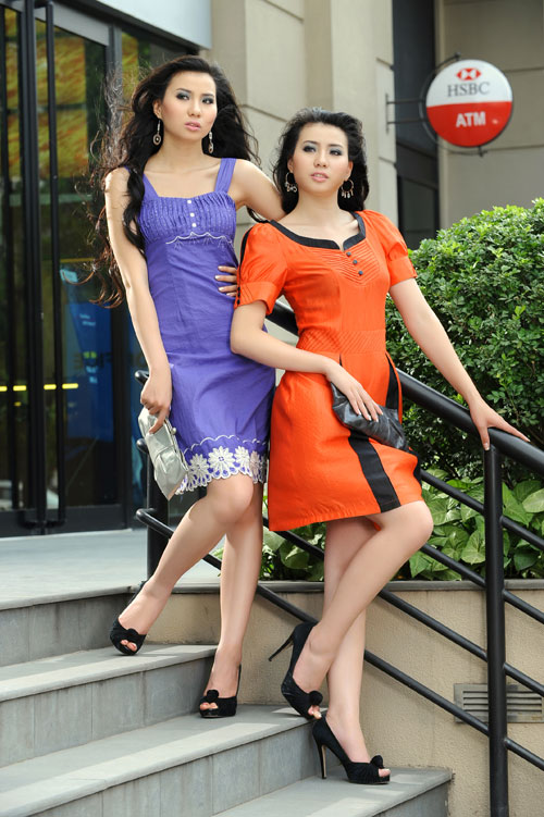 Thời trang Lihan - Quý cô xinh đẹp nơi công sở - 9
