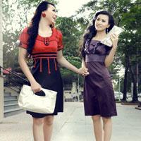 Thời trang Lihan - Quý cô xinh đẹp nơi công sở