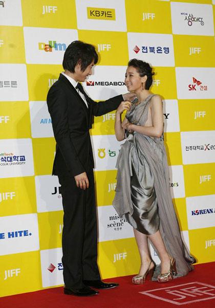 """Tường thuật vụ nữ diễn viên Jo Ahn """"lộ hàng"""" - 8"""