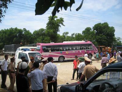 Hà Tĩnh: Tai nạn kinh hoàng - 5