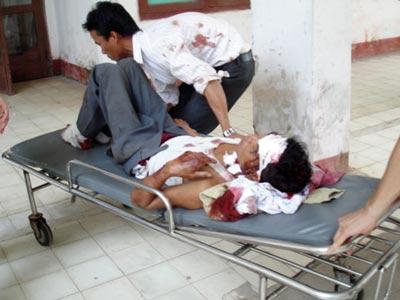 Hà Tĩnh: Tai nạn kinh hoàng - 2