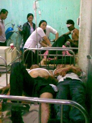 Hà Tĩnh: Tai nạn kinh hoàng - 3