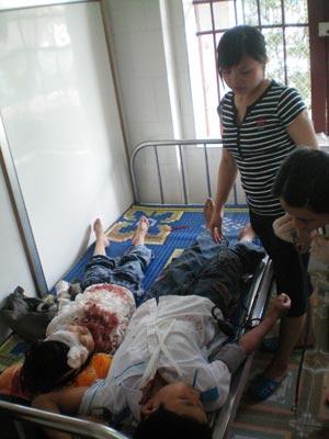 Hà Tĩnh: Tai nạn kinh hoàng - 4