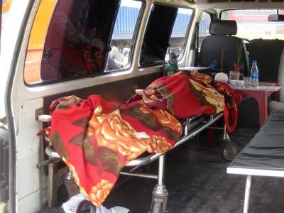 Hà Tĩnh: Tai nạn kinh hoàng - 7