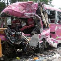 Hà Tĩnh: Tai nạn kinh hoàng