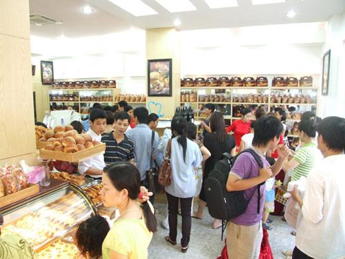 Bánh ngọt Pháp Anh Hòa Khai trương cơ sở 3 với nhiều chương trình Khuyến mại lớn! - 2