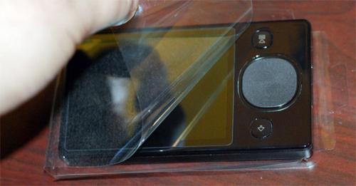 """""""Đập hộp"""" Zune 120 GB - 4"""