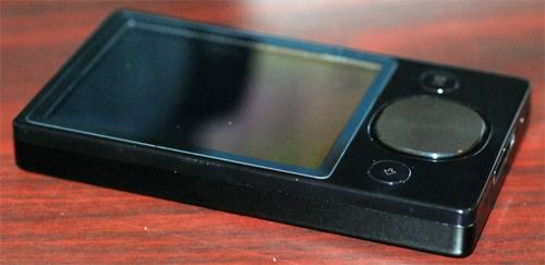 """""""Đập hộp"""" Zune 120 GB - 8"""
