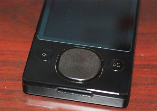 """""""Đập hộp"""" Zune 120 GB - 10"""