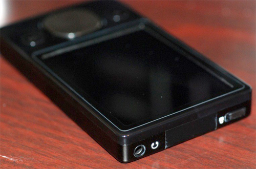 """""""Đập hộp"""" Zune 120 GB - 11"""