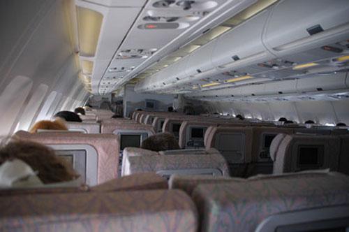 Bí ẩn máy bay mất tích đã được hé lộ? - 1