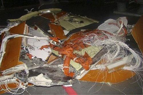 Phát hiện xác của chiếc máy bay bị mất tích - 2