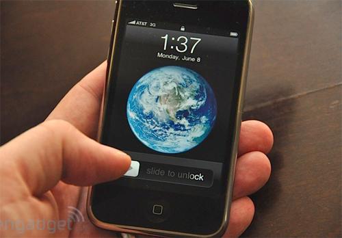 """Đập hộp"" iPhone 3Gs - 13"