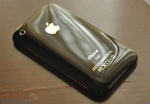 """Đập hộp"" iPhone 3Gs - 10"