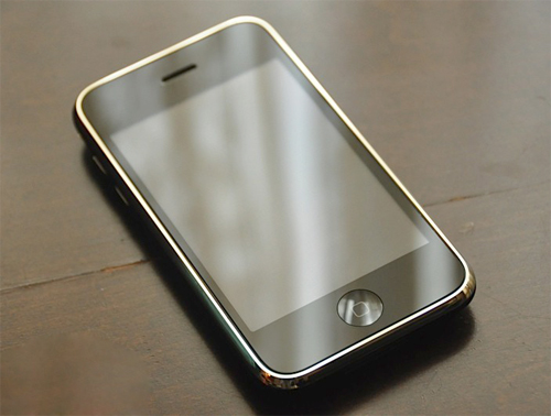 """Đập hộp"" iPhone 3Gs - 4"