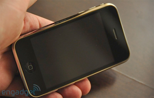 """Đập hộp"" iPhone 3Gs - 8"