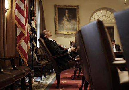 Một ngày của Tổng thống Obama - 2