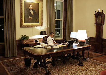 Một ngày của Tổng thống Obama - 1