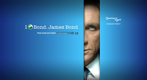 Dế cho James Bond 007 - 1