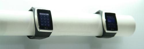 Đồng hồ điện thoại cảm ứng 3G đầu tiên trên thế giới - 6