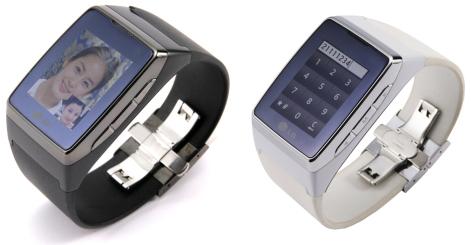 Đồng hồ điện thoại cảm ứng 3G đầu tiên trên thế giới - 8