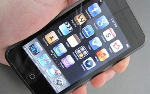 iPod Touch vỡ màn hình? Chuyện nhỏ!, Thời trang Hi-tech,