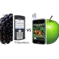 """BlackBerry """"nhại"""" quảng cáo của Apple?"""