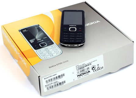Mở hộp 'đàn em' của Nokia 6300 - 1