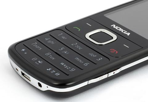 Mở hộp 'đàn em' của Nokia 6300 - 9