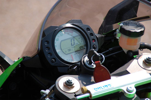 """Kawasaki ZX-10R 2009: Siêu xe tốc độ giá """"rẻ""""! - 12"""