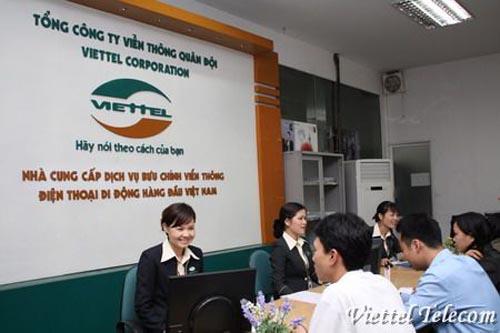 Chương trình chăm sóc khách hàng đặc biệt dành cho các thuê bao di động của Viettel - 2
