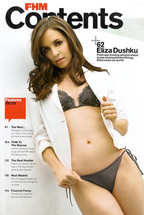 """Eliza Dushku: """"Nuốt sống"""" đàn ông - 4"""