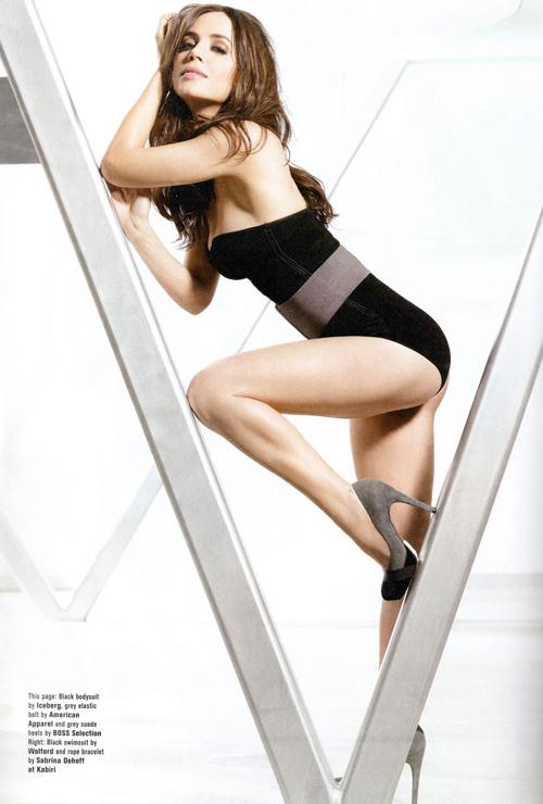 """Eliza Dushku: """"Nuốt sống"""" đàn ông - 6"""
