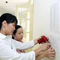 Đại học TDTT TPHCM công bố điểm chuẩn