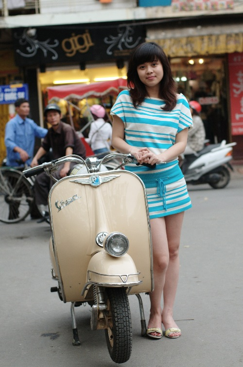 Kiu n H Ni - Si Gn: ai 'snh', ai xinh?, Thi trang, thi trang ng ph, si gn, h ni, phong cch ng ph,