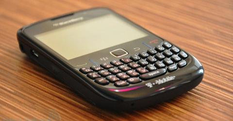 'Đập hộp' BlackBerry Curve mới nhất - 11