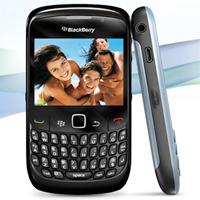 'Đập hộp' BlackBerry Curve mới nhất