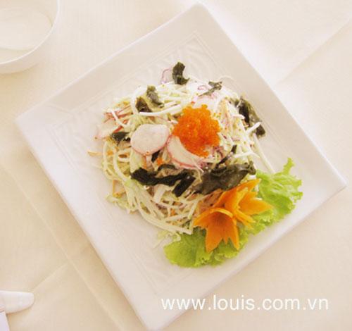 Thưởng thức sashimi tại nhà hàng Louis - 5