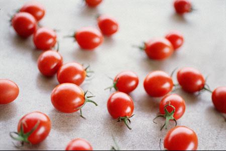 Ẩn số từ quả cà chua - 1