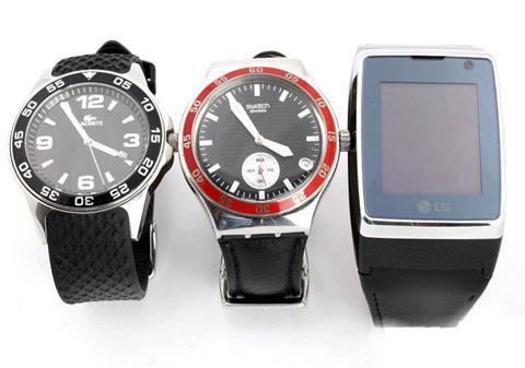 Điện thoại đồng hồ của LG - 12