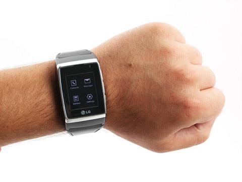 Điện thoại đồng hồ của LG - 3