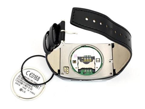Điện thoại đồng hồ của LG - 9
