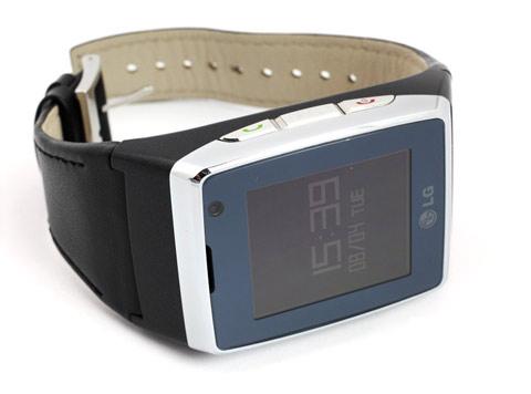 Điện thoại đồng hồ của LG - 5