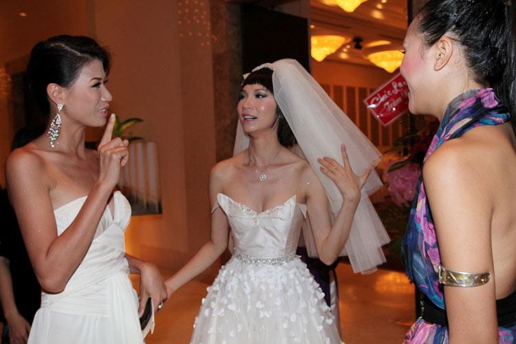 Siêu mẫu Xuân Lan hạnh phúc trong ngày cưới! - 2