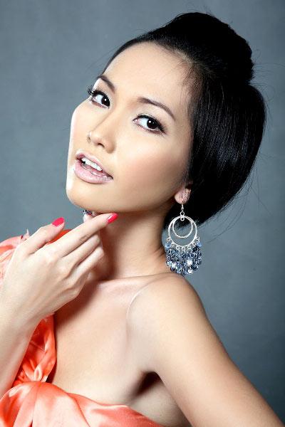 3 kiểu tóc mùa đi tiệc của diễn viên Kim Hiền! - 2